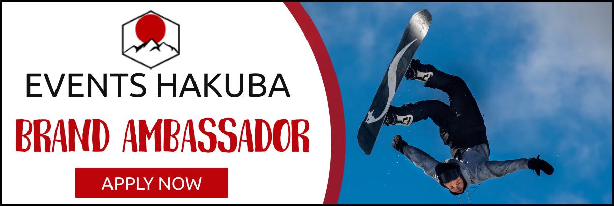 Events Hakuba Store - Brand-Ambassador